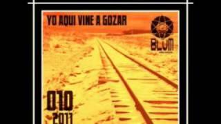 Gambar cover KHRIS RIOS & B GUTIERREZ-YO AQUI VINE A GOZAR(ORIGINAL MIX) BLUM RECORDS 010 . 2011