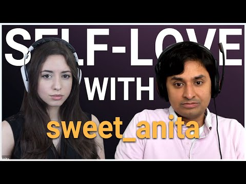Self Love With Sweet Anita | Dr. K Interviews