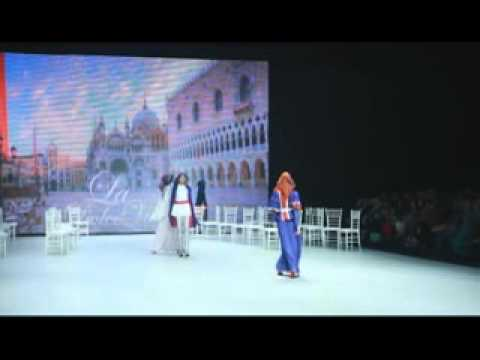 La Dolce Vita by SHAFIRA in Indonesia Fashion Week 2014
