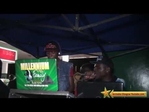 Guyana Buxton Gas Station Lime 2013 pt 1