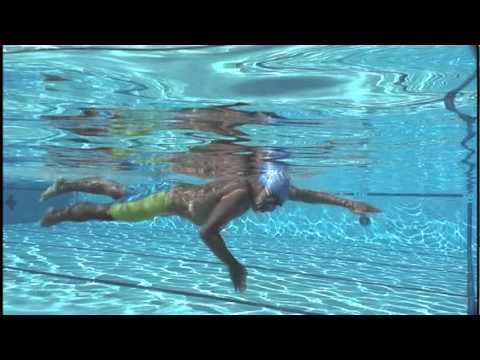 How To Swim Freestyle by Shinji Takeuchi - Acceleration