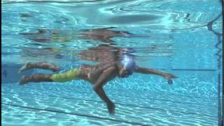 Repeat youtube video How To Swim Freestyle by Shinji Takeuchi - Acceleration