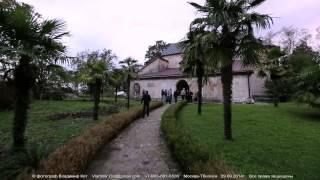 Хобский Монастырь, Грузия   1080 HD(Хобский монастырь, Мегрелия, Грузия. XIII век. В кризисные дни Византийской империи оттуда была вывезена..., 2014-10-06T16:17:48.000Z)