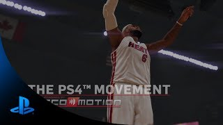 NBA 2K14 -- Eco-Motion