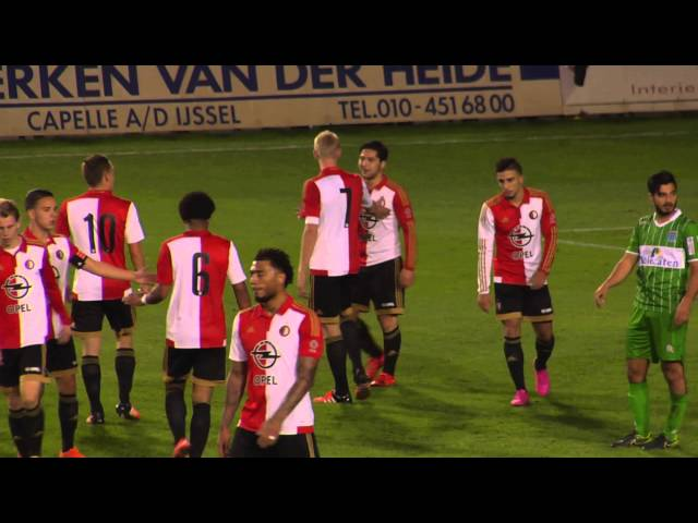 Samenvatting Jong Feyenoord - Jong PEC Zwolle