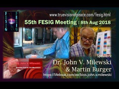 FESIG 55th Meeting 8Aug18