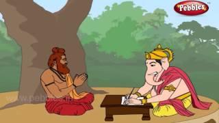 మహాభారతం-పర్వం-1-వంశ వృక్షం -Mahabharatham in Telugu by Pebbles