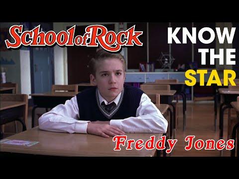 School of Rock - Freddy Jones(Kevin Clark) - Know the Star #2 - Jack Black - Movie Special
