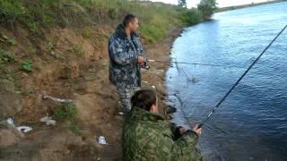Рыбалка на оке 2012 июль