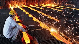 How Iron Rods are Made in Factory ? - Process for Rods Manufacturing & Their Alignment