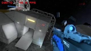 Shattered Horizon - Pc Gameplay - Yes I got my butt kicked..again, lol