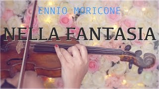 Gabriel's Oboe - Nella Fantasia for violin and piano (COVER)