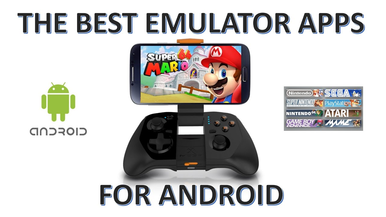 The Best Emulators on Android!