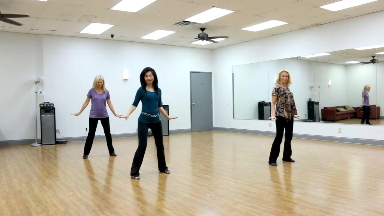 Jerusalema - Line Dance (Dance & Teach in English & 中文)
