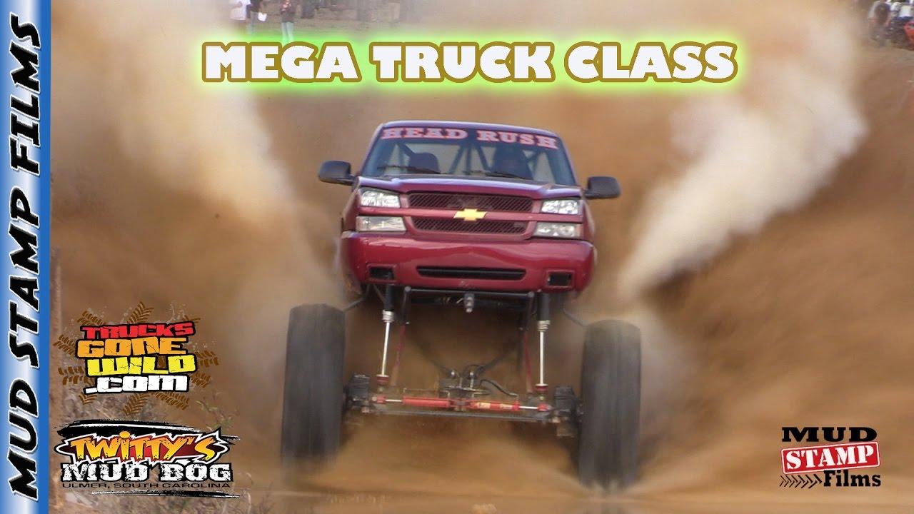 MEGA TRUCK CLASS- TWITTYS MUD BOG