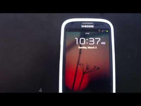 Samsung S3 SHV-E210S charging problem