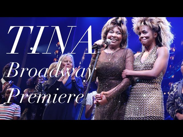 Tina Turner Brille A Broadway