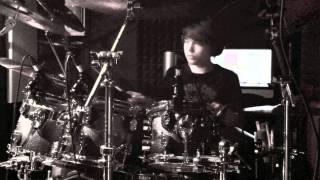 Adrian .V. Bellan Skrillex - Bangarang Drum Remix HD!