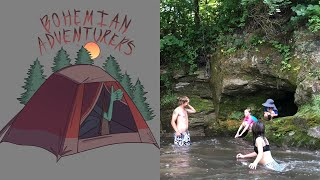 Hidden Gem Isolated Camping: Minnęsota River Valley Primitive Camping and Adventuring