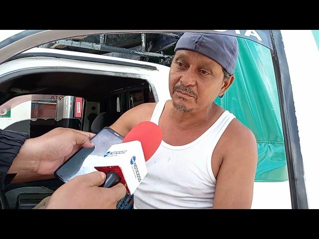 Altos precios del combustible en Juigalpa