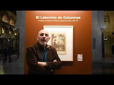 A. J. González nos explica la motivación de su proyecto El Laberinto de Columnas
