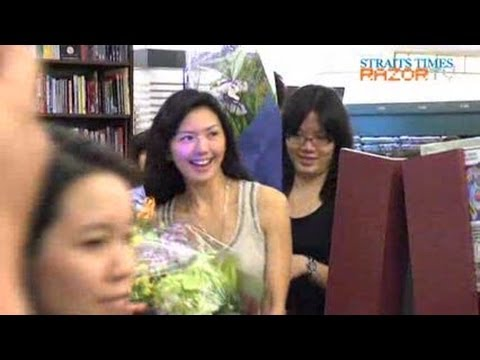 Stefanie Sun's 1st post-wedding appearance (The Lee Brothers Pt 1)