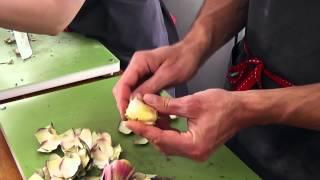 How to: artichoke (anghinare)