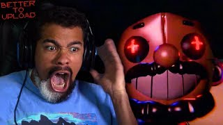 THIS CORYXKENSHIN HORROR GAME IS STRAIGHT JUMPSCARES!! | Better to Upload