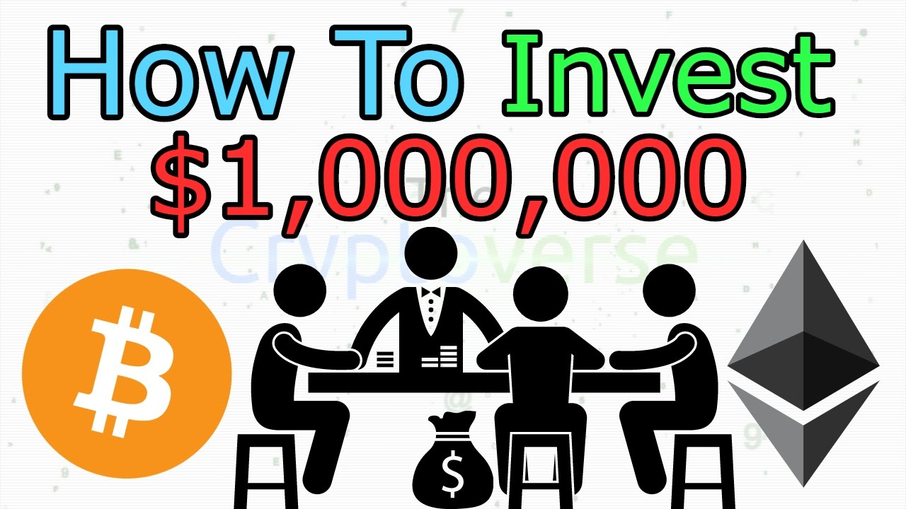 You Have $1m To Invest In Bitcoin or Ethereum, Do You Invest In Each And Why? (The Cryptoverse #150)