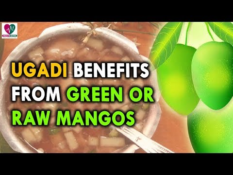 5 Health Benefits of Green or Raw Mango - Summer Health Tips - Summer Special