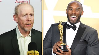 Ron Howard Reflects on Meeting Kobe Bryant at the Oscars (Exclusive)