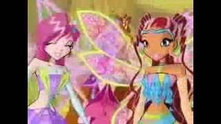 "Winx Club Season 3 Episode 7 ""Heroes of the Past"" Nickelodeon"