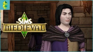 SEVERUS SNAPE | The Sims Medieval - Part 5