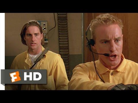 Bottle Rocket (7/8) Movie CLIP - The Job Falls Apart (1996) HD