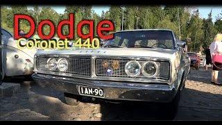 Dodge Coronet 440- Monster car V8 engine