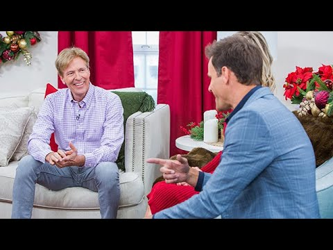Jack Wagner Talks Holidays - Home & Family