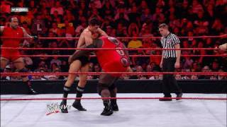 MVP and Mark Henry vs. Legacy