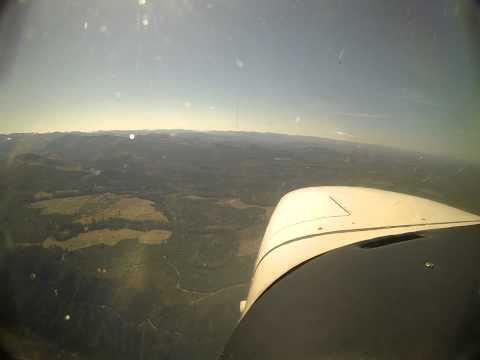 Flying to Mount Rainier and Eatonville airport (2W3)