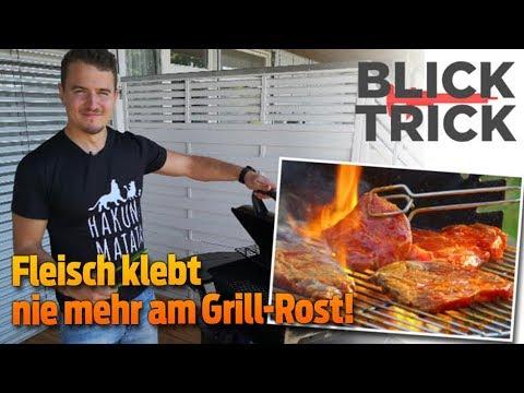 Weber Elektrogrill Fleisch Klebt : Fleisch von grill lösen: kein festkleben beim grillieren mehr life