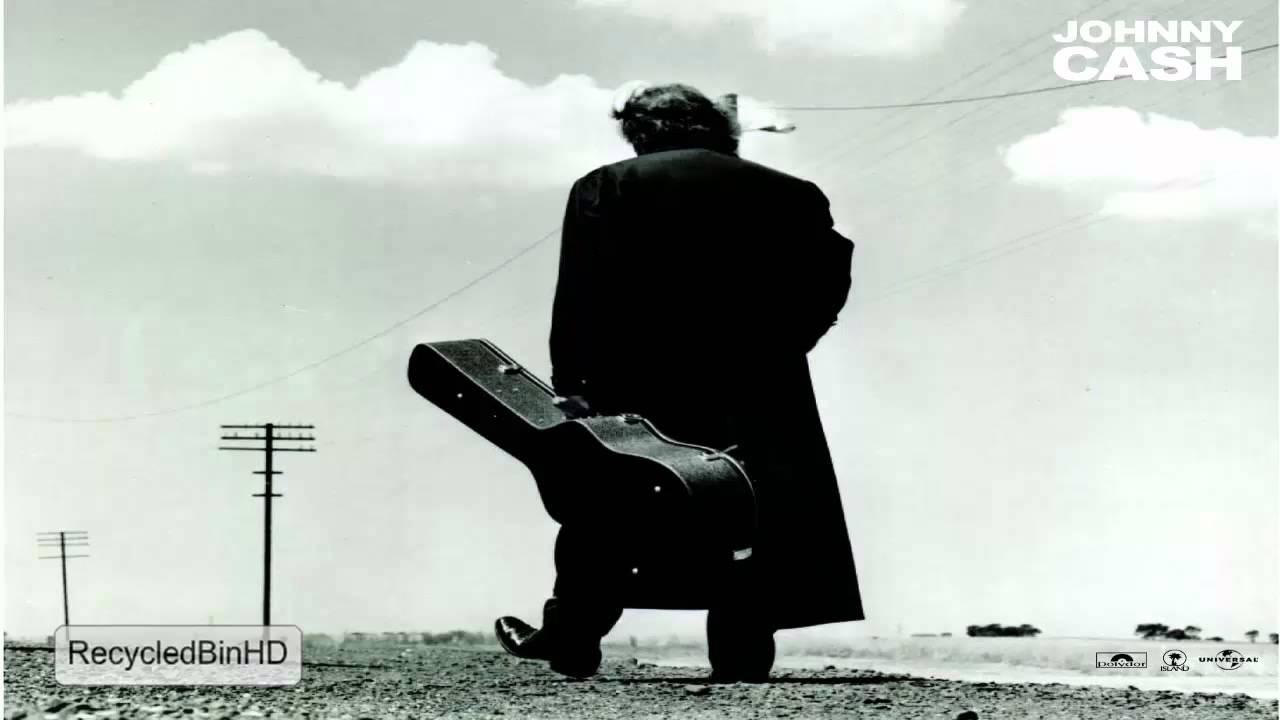 Johnny Cash - I Hung My Head (HQ) - YouTube
