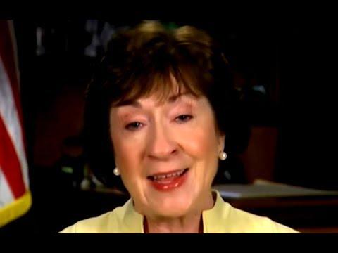 Trump Threatens To Take Away Susan Collins