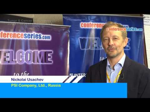 Nickolai Usachev PSI Company, Ltd., Russia