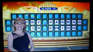Wheel of Fortune 2nd Edition PC Run Game 40 Part 1