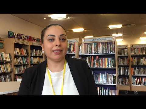 Volunteers Week 2019 - Laila's story