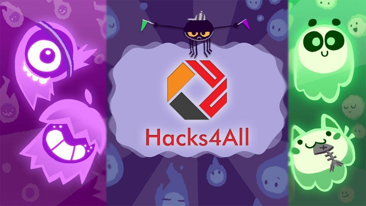 Google Halloween 2018 Doodle Review Hack Random Bits