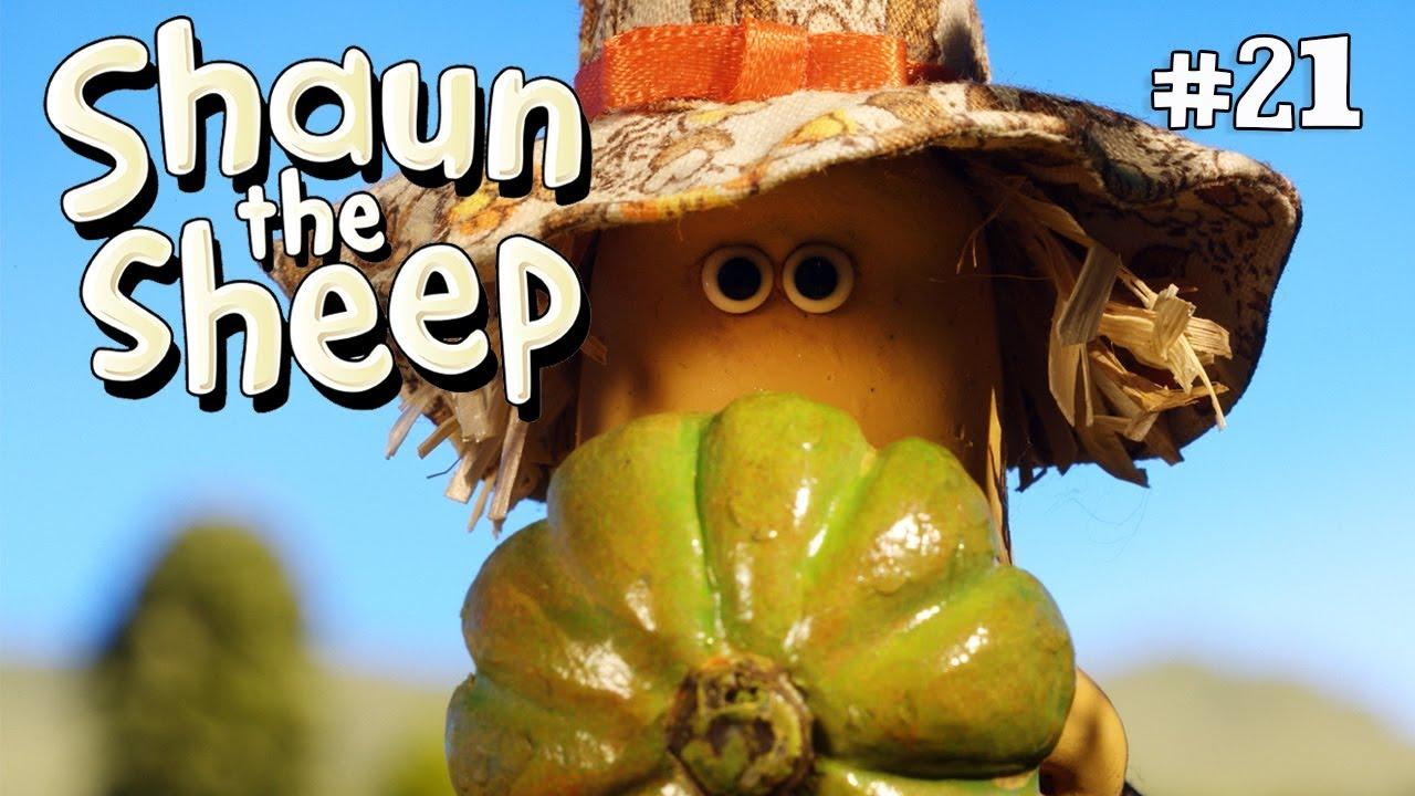 Sang penyusup - Shaun the Sheep [The Intruder]