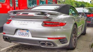 Porsche 911 Turbo - Волк В Овечьей Шкуре