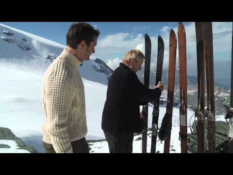 A Guide to Vintage Skis from Olympic skier Graham Bell | Erna Low Ski Holidays