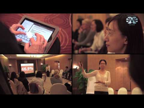The EVE Program Asia-Pacific in Shanghai