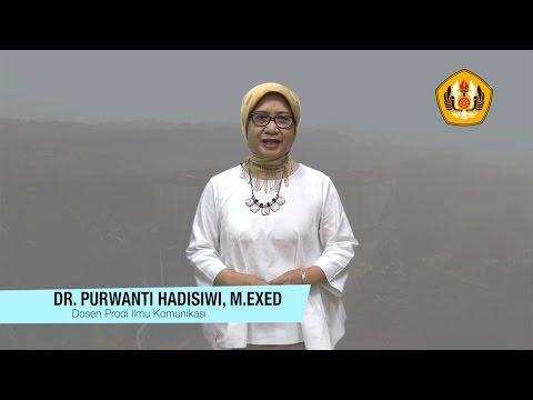 Video Portal - Purwanti Hadisiwi (Prinsip Komunikasi)